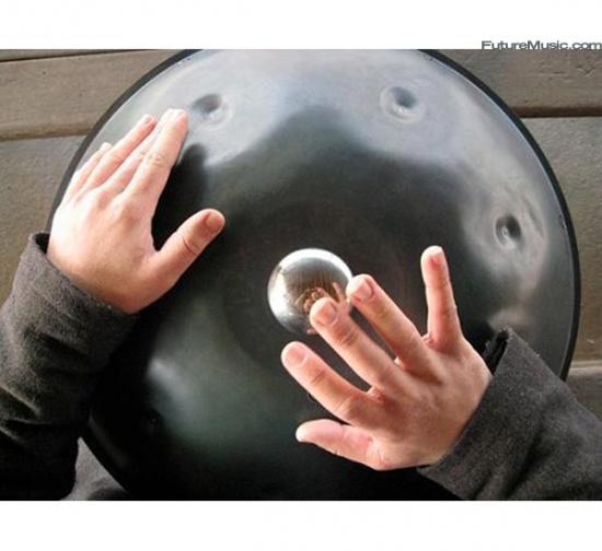 steel drum hang ten drum pads24谱子