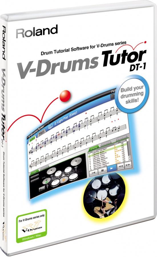 v-drums电鼓教练