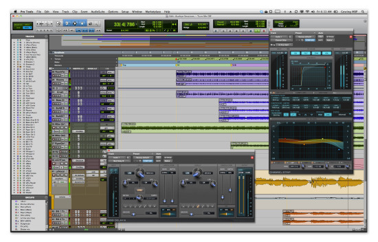 Pro Tools Windows 7