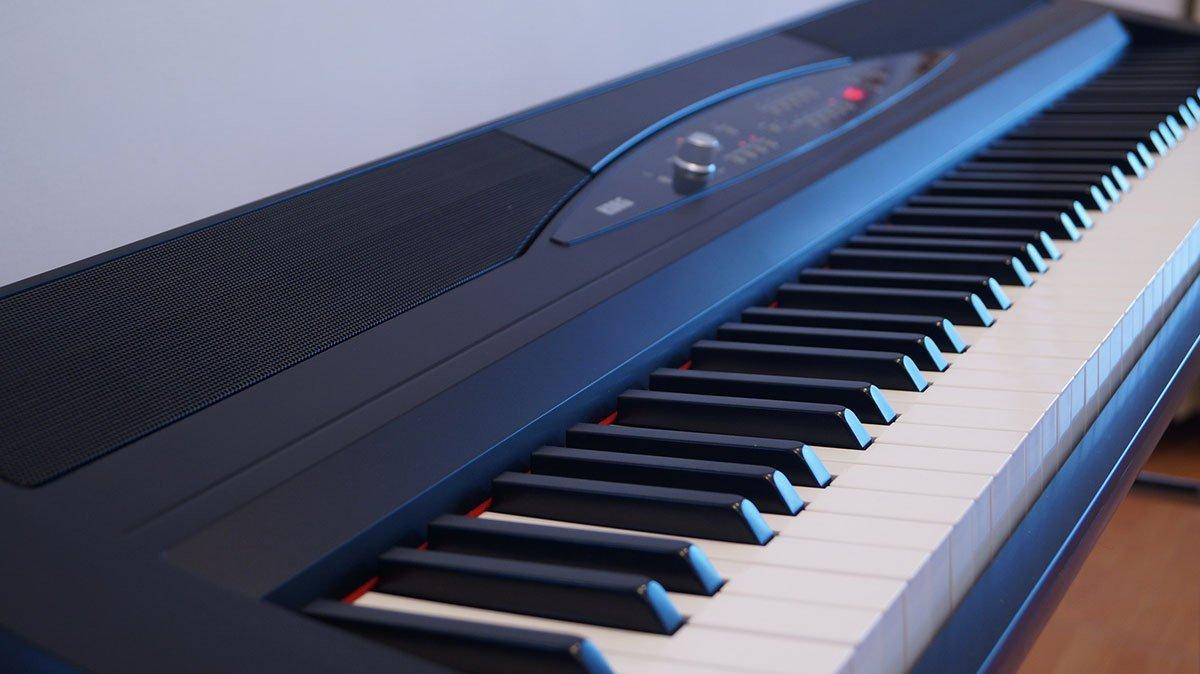 korg sp-280 电钢琴全方位测评图片