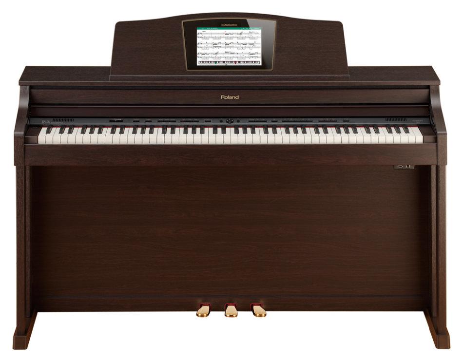 Roland 发布 HPi 50e 数码钢琴,带有增强的钢琴功能搭配神奇的数字