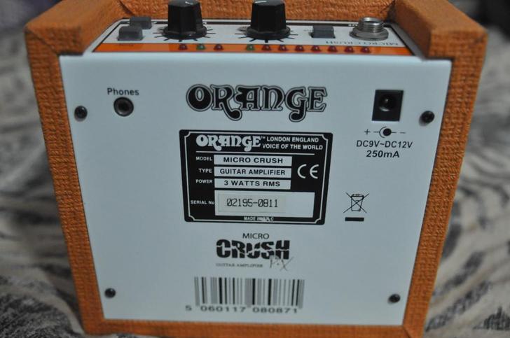 橘子音箱 crush 3