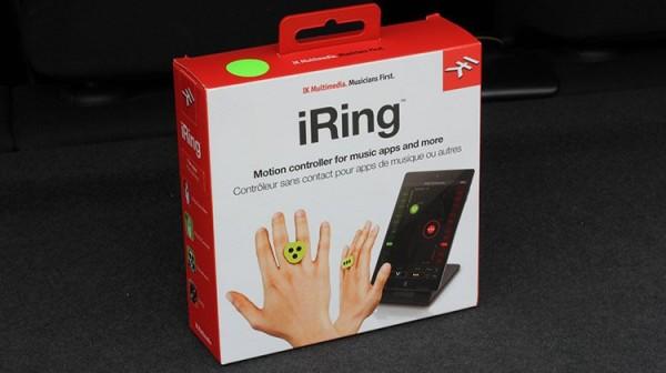 评测:IK Multimedia iRing