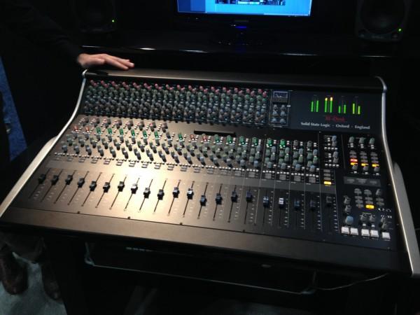 ssl924调音台使用图解