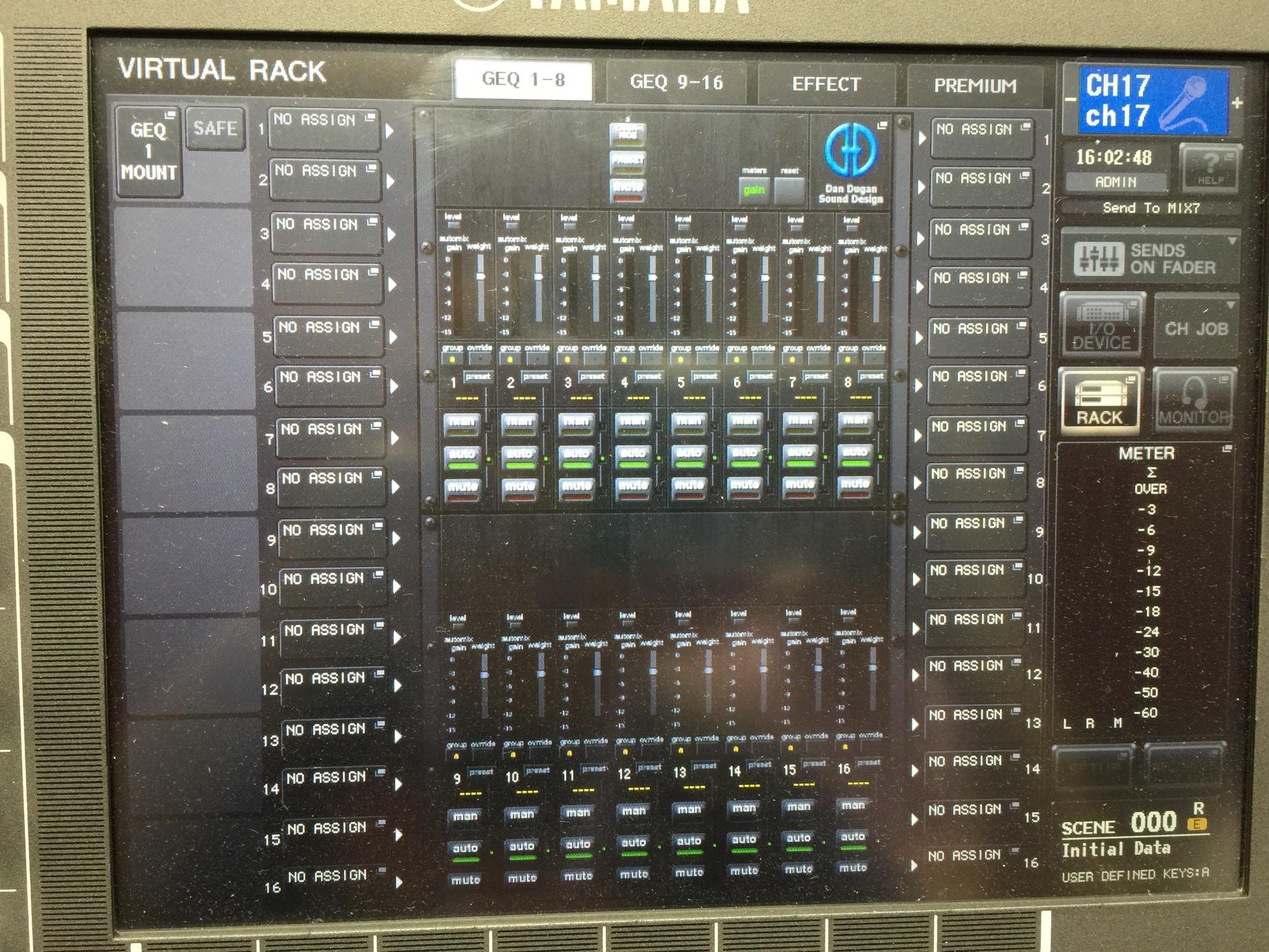 dugan授权的带自动音量调节技术的插件