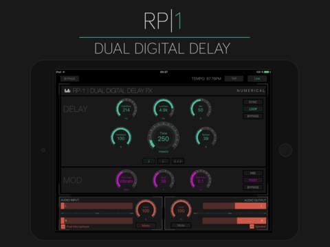 Numerical Audio - RP-1 for iOS