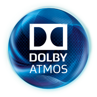 杜比全景声logo矢量图片