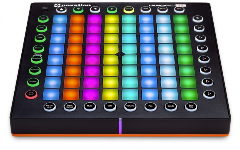Light & Music - 2016 Novation Launchpad 比赛:疯狂cola,KEviN-KIvE
