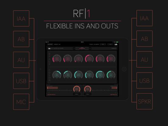 Numerical Audio - RF-1 for iOS