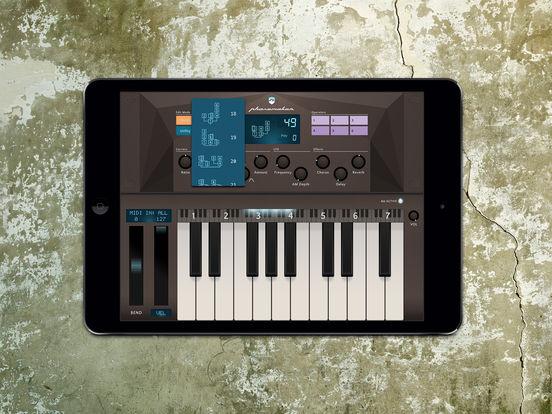 Bram Bos - Phasemaker for iPad
