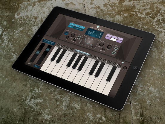 Bram Bos - Phasemaker for iPad