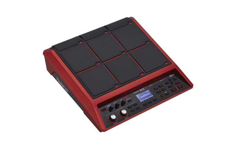 Roland 发布特别版打击垫 SPD-SX Special Edition 加入更大容量