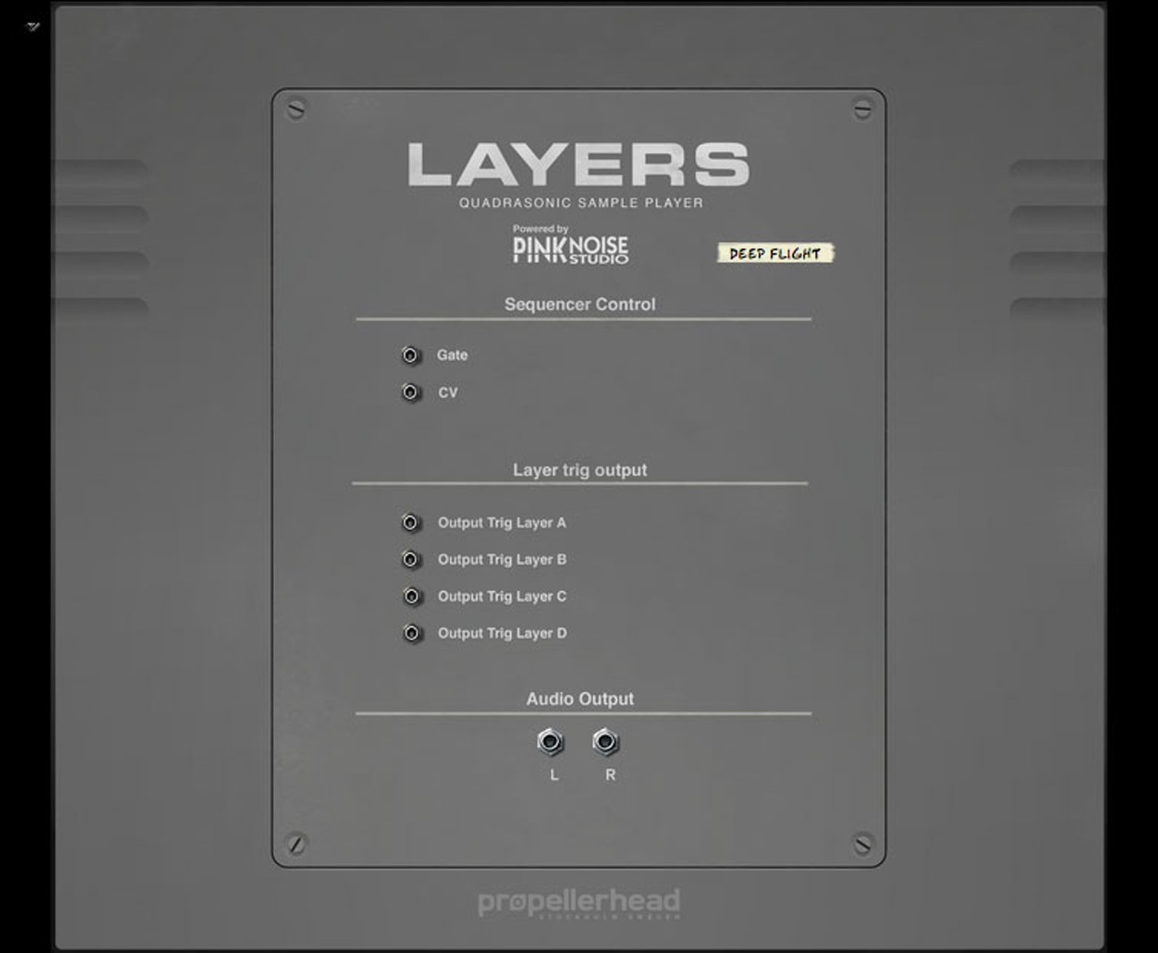 Propellerhead - Layers Rack Extension