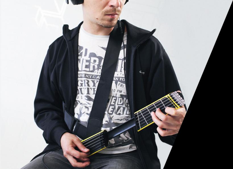 点错科技树:号称是数字便携吉他的 Jammy 其实就是个控制器?