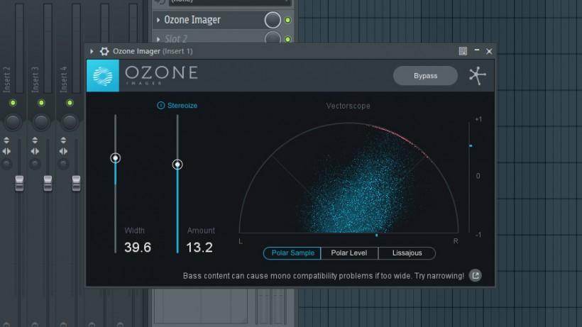 大型福利:iZotope 推出免费立体声处理插件利器 Ozone Imager