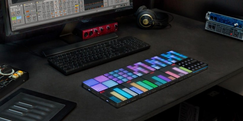 Ableton Live 小贴士:如何用 ROLI BLOCKS 进行控制