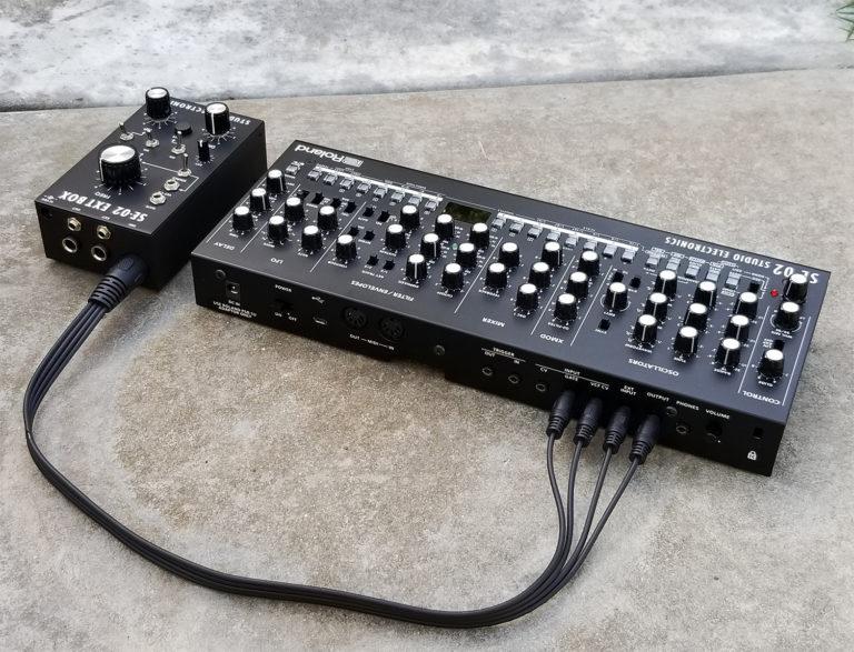 Studio Electronics - SE-02 EXT Box