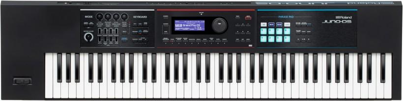 Roland 发布 JUNO-DS76 合成器
