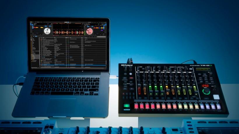 TR-SYNC 正式上线:让 Roland TR 鼓机跟 Serato DJ 无缝同步起来