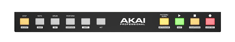 大放异彩――AKAI FIRE FL STUDIO 水果控制器