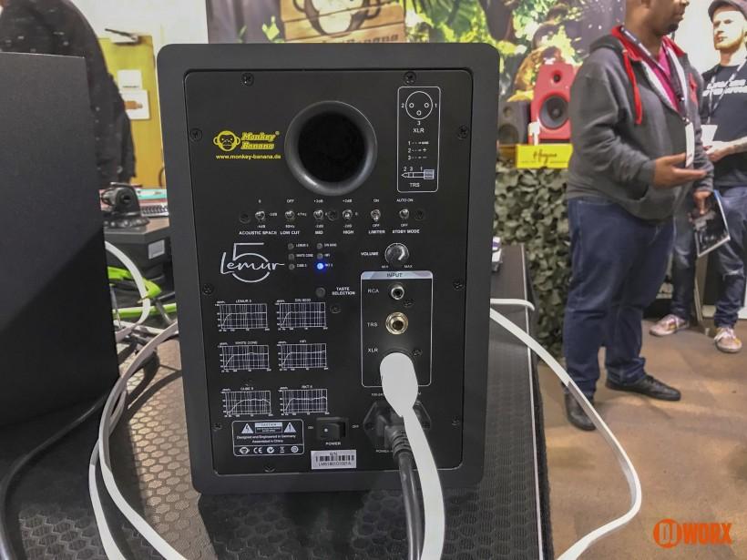 独特的监听模拟概念:来自 DJWORX 的 Monkey Banana Lemur5 音箱简评