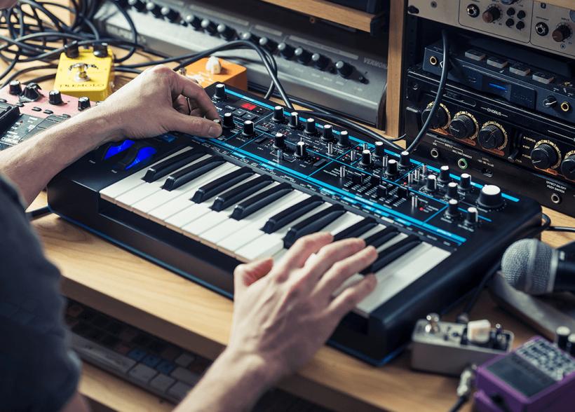 Novation 发布 Bass Station II V4.14 固件更新,与 Aphex Twin 大神合作推出新功