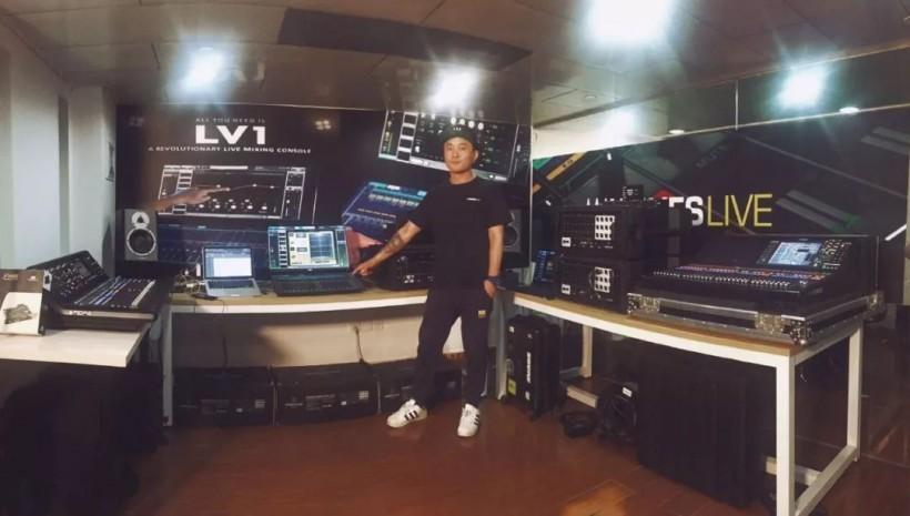 LV1:一种工作生活方式――Waves 上海培训展示中心潘夏谈 LV1