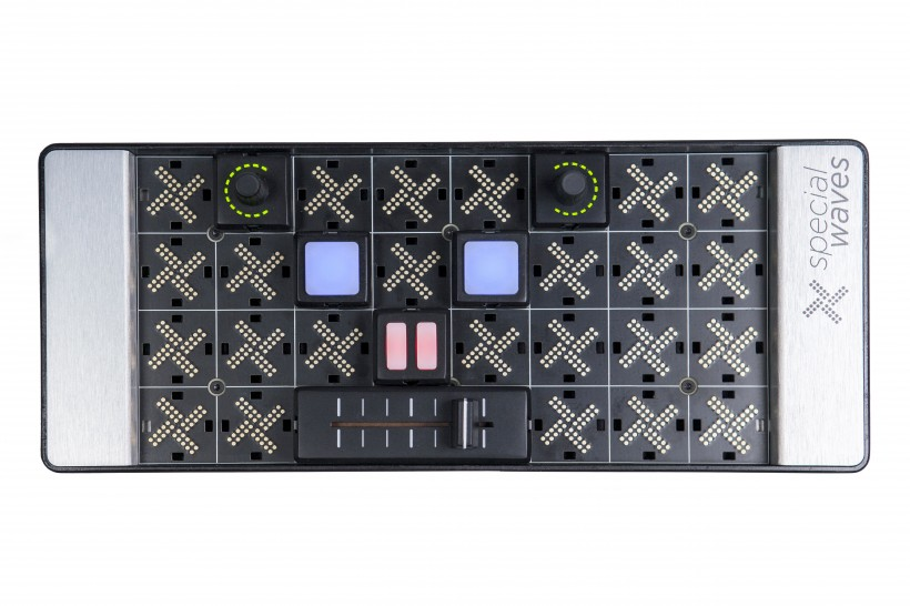 Specialwaves 发布 Mine S 可配置模块化物理控制器,众筹开启
