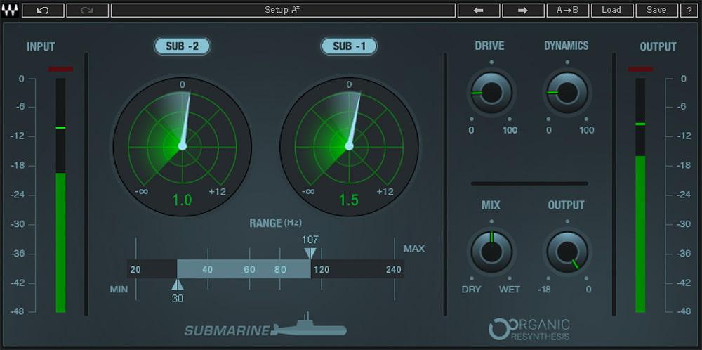 Waves - Submarine