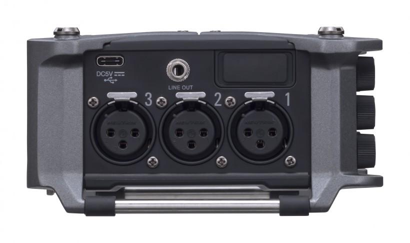 Zoom 正式宣布 F6 多轨外景录音机