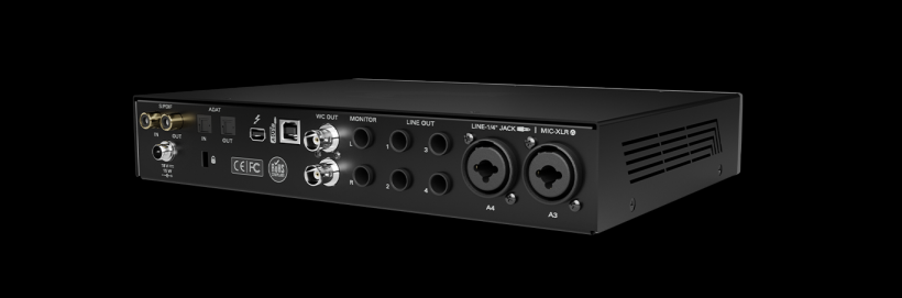 DSP + FPGA 双合璧:Antelope Audio 发布 Discrete 4 Synergy Core 音频接
