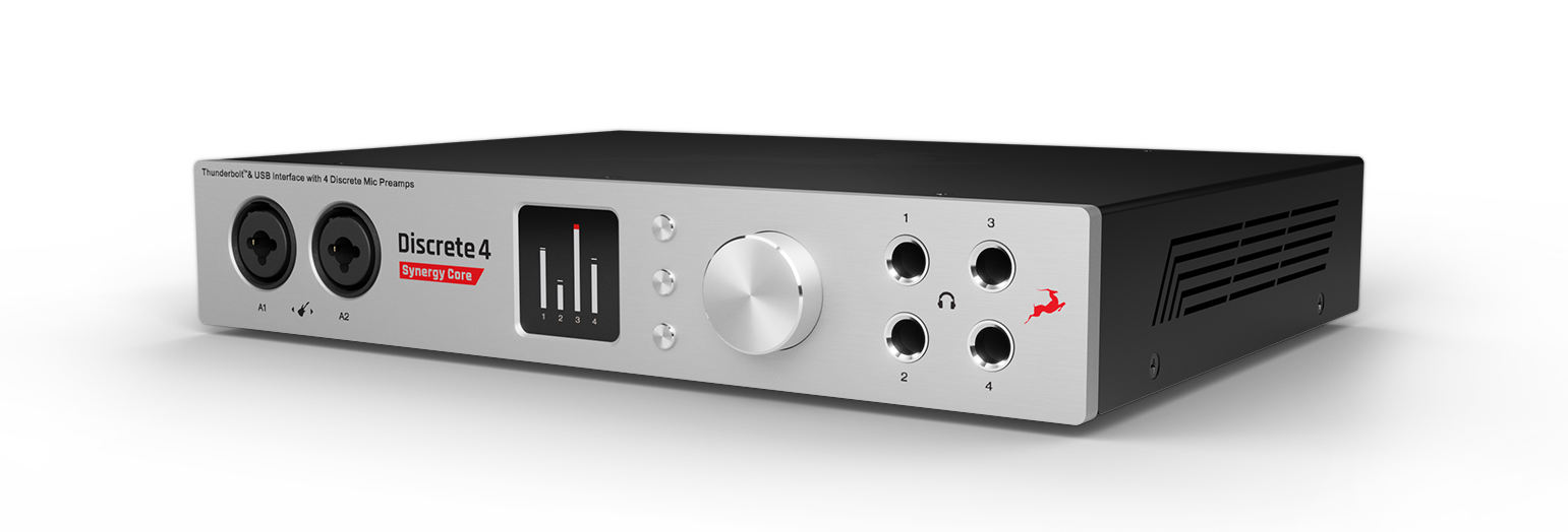 Antelope Audio - Discrete 4 Synergy Core