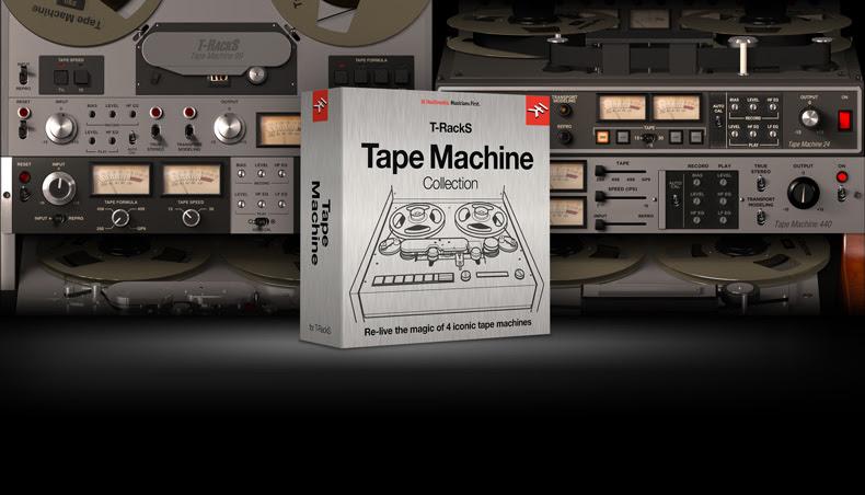 IK Multimedia - Tape Machine Single