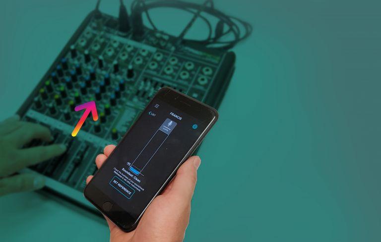 现场调音不用慌,Uptune App 让手机变成你的调音师