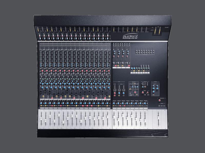 多功能小型模拟控制台――Audient ASP4816
