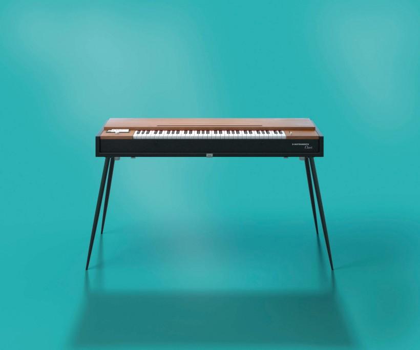 Steinberg 发布基于 HALion 引擎的四电钢乐器插件 Vibrant: E-Piano Suite for