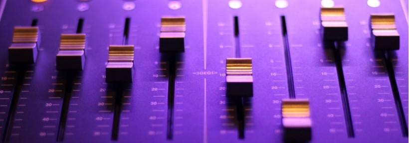 在家庭工作室中混音时处理低频的八个方法