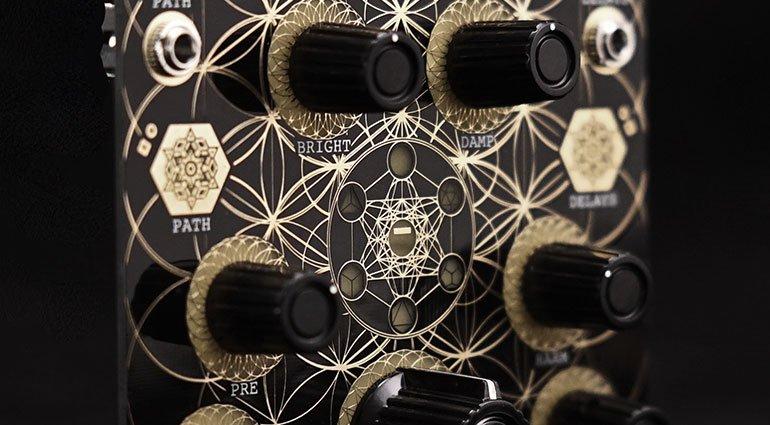 Folktek 发布 6 个极具设计艺术的 Eurorack 模块