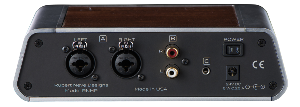 Fidelice by Rupert Neve Designs - Precision Headphone Amplif