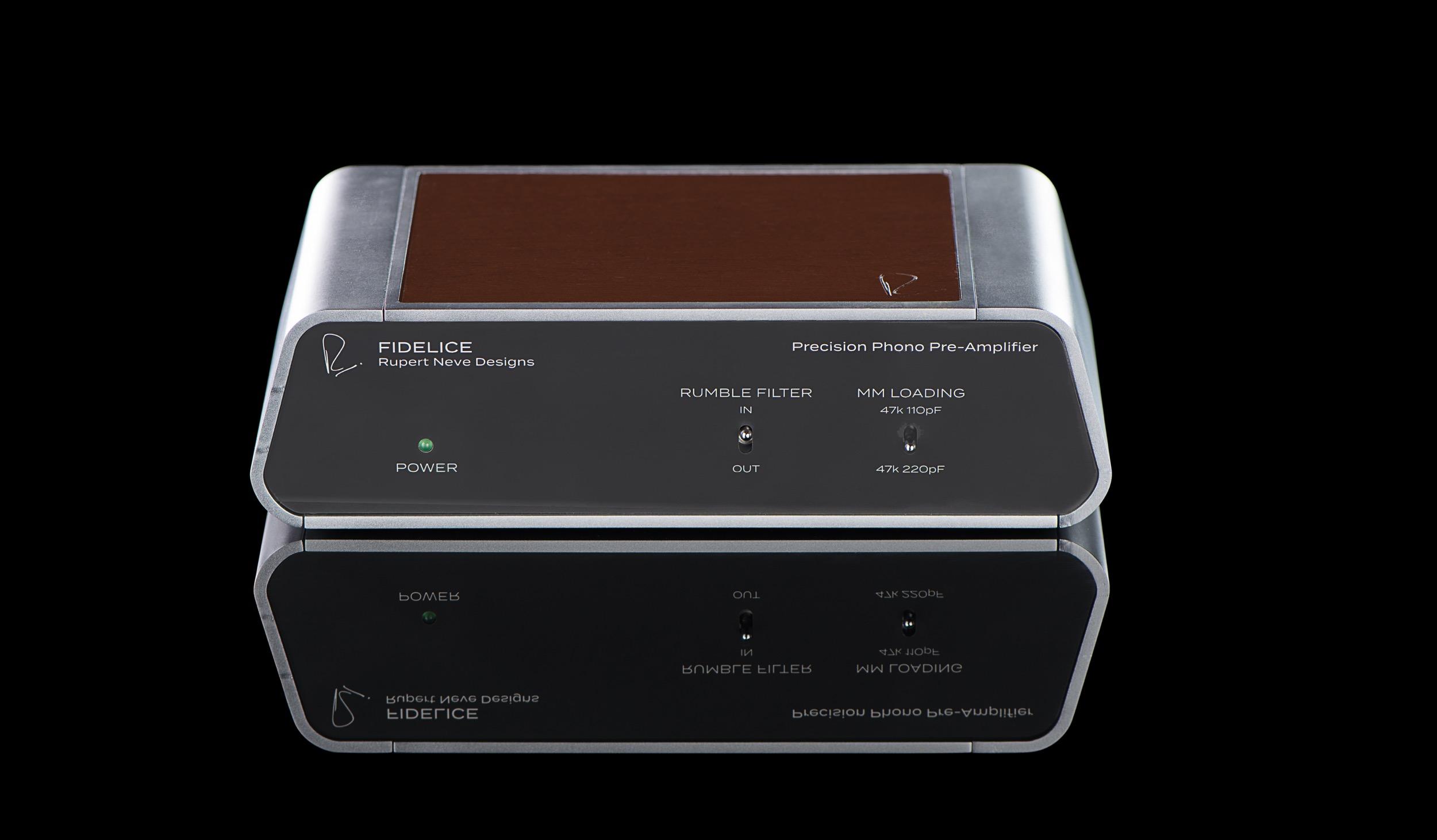 Fidelice by Rupert Neve Designs - Precision Phono Pre-Amplif