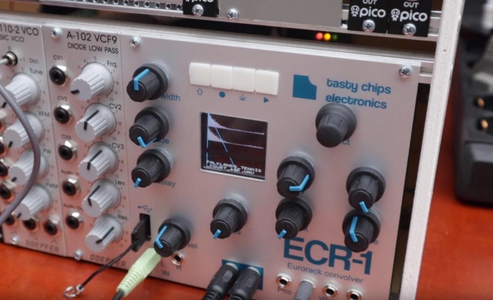Tasty Chips Electronics - ECR-1