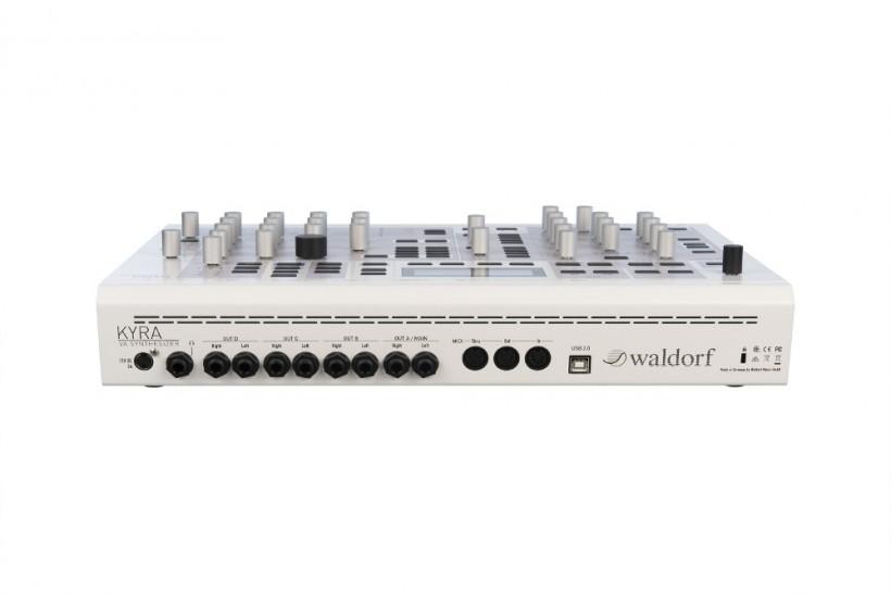 Waldorf 世界首款 FPGA 合成器 Kyra 上市