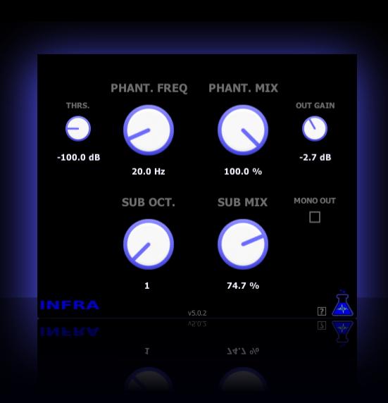 BlueLab 发布 Infra 心理声学低频增强器插件