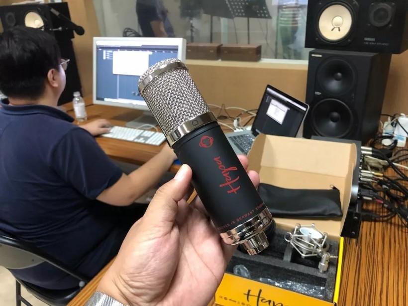 高颜值的网红话筒――香蕉猴 Monkeybanana Hapa 系列 USB 话筒测评
