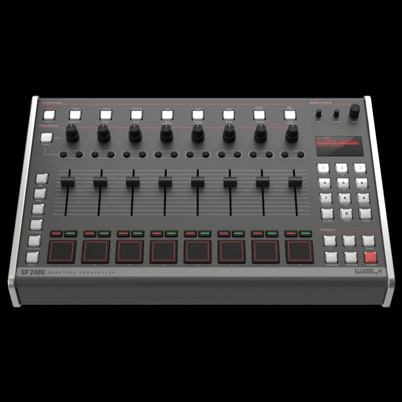 保留经典,更加现代化:SP-2400 细节流出,预售开启