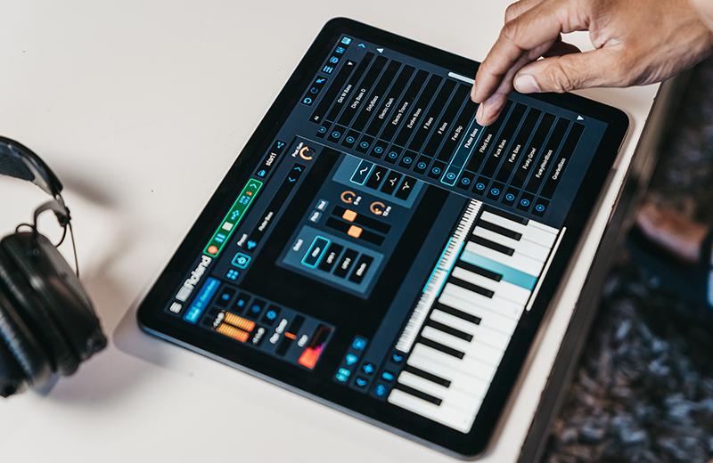 Roland 更新 ZenBeats 免费音乐创作软件到 v1.1