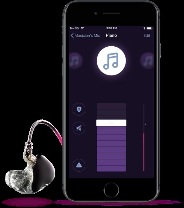 Audiofusion 把你的 iPhone 变成入耳式监听无线接收器