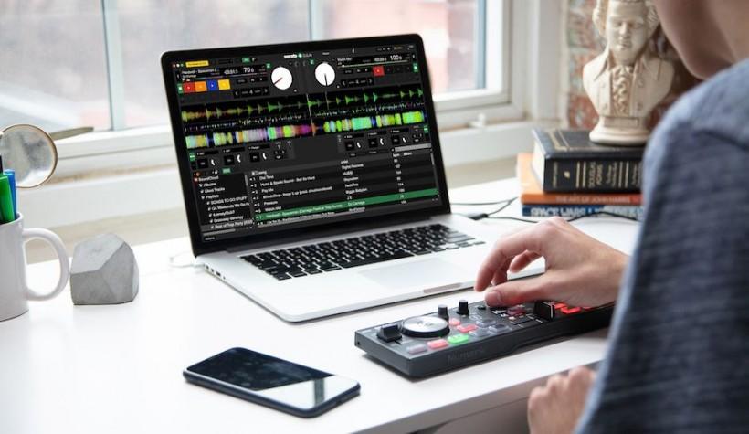 Numark 推出 DJ2GO2 Touch 口袋 DJ 控制器,加入触摸式转盘设计