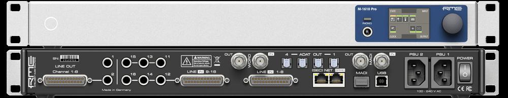 RME - M-1610 Pro