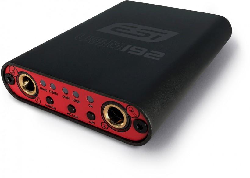 ESI 发布 UGM192 和 GIGAPORT eX USB-C 音频接口
